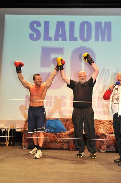 50 Jahre Manfred Mocher – Slalom meines Leben