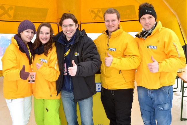 Antenne Kärnten SchulSkiTag 2013