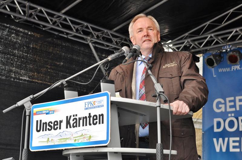 FPK Wahlkampfveranstaltung @ Völkermarkt