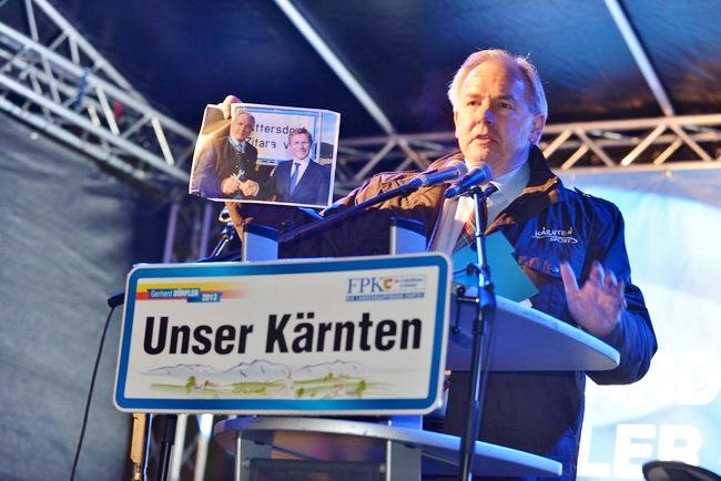 FPK Wahlkampfveranstaltung @ Wolfsberg