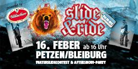 Slide & Ride 2013