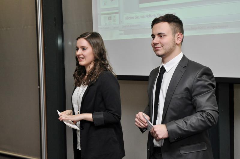 Projektpräsentation der 5AEM – Digital Business 2013