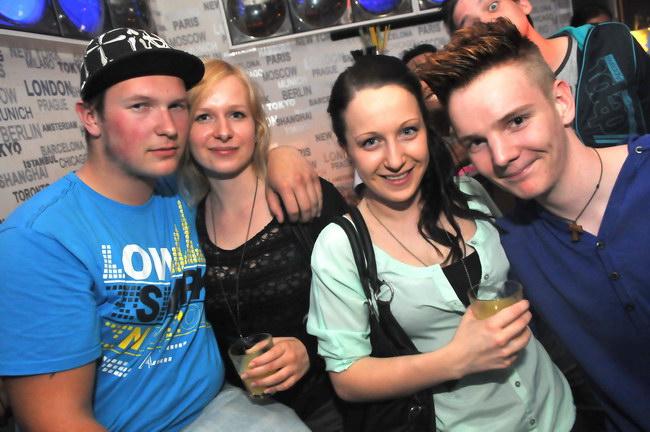 Bongos € Party mit DJ Kickit