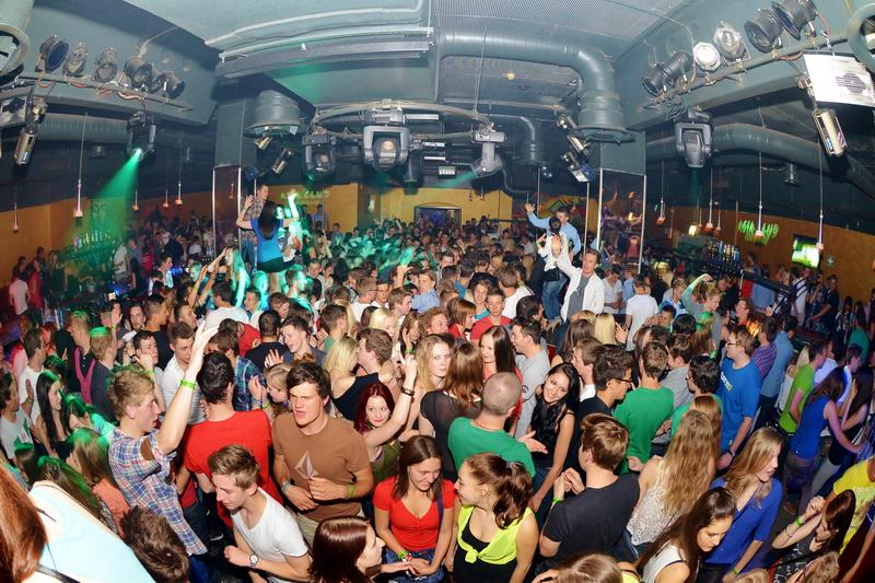 V-Club Matura Party 2013