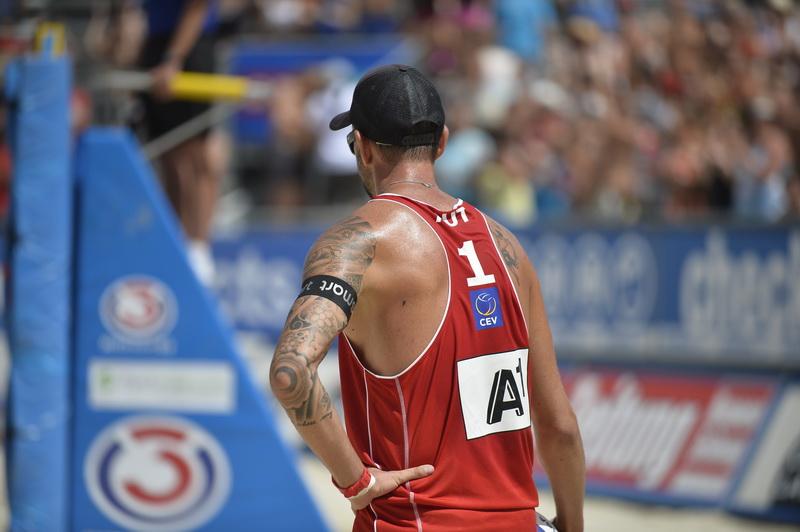 Beachvolleyball EM 2013