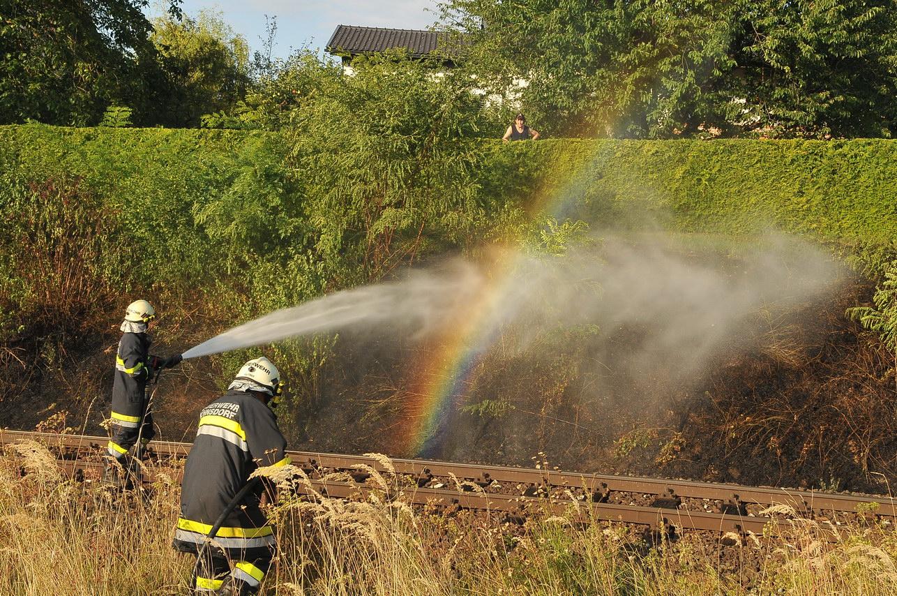 Brandeinsatz Kühnsdorf – Peratschitzen
