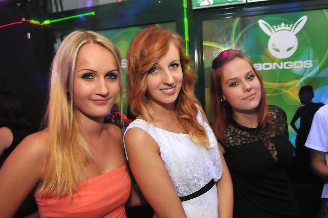 Bongos € Party mit DJ MCA
