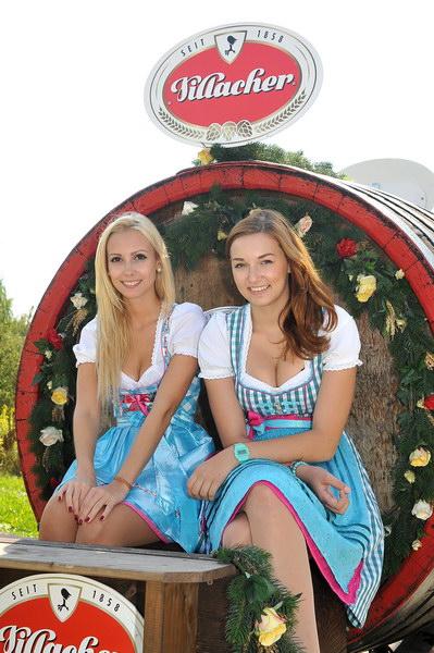 Großer Festzug am Bleiburger Wiesenmarkt 2013