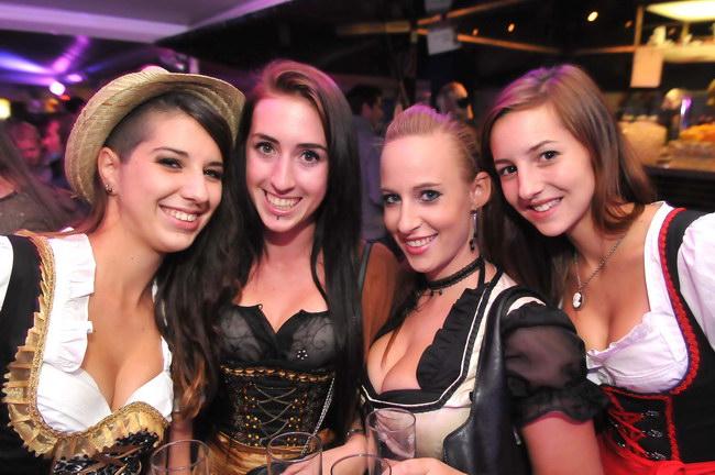 Partyzelt Filou @ Bleiburger Wiesenmarkt 2013