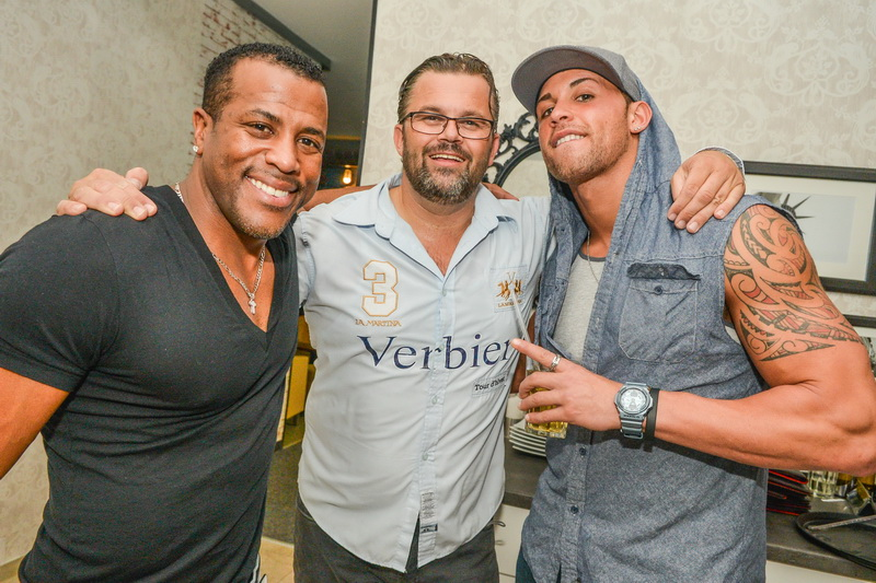 Chippendales After-Show Party 2013