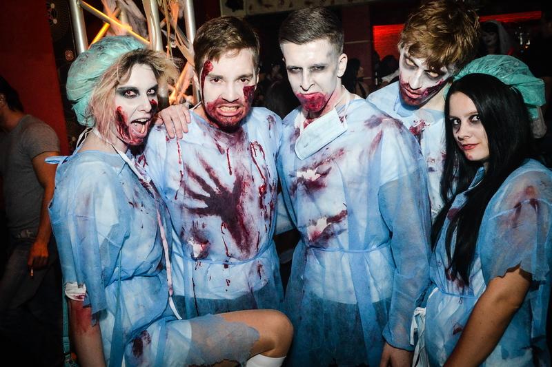 Halloween – Bollwerk Klagenfurt 2013