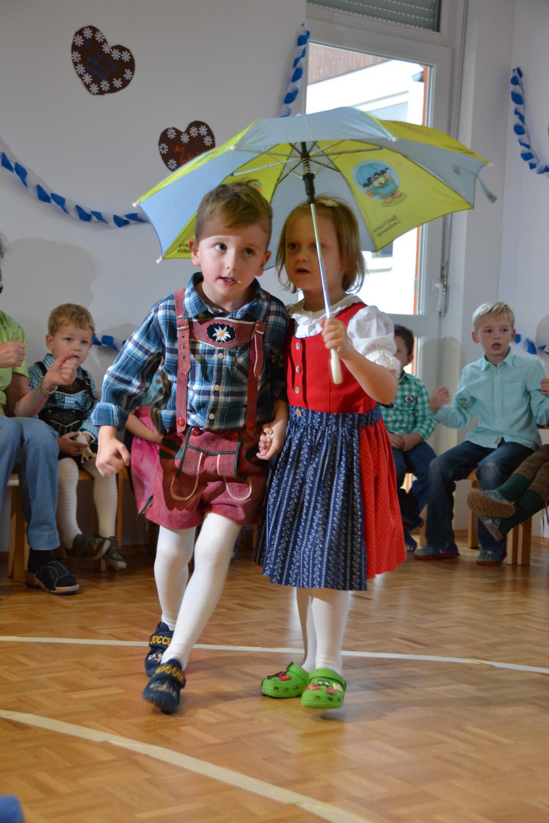 Kindergarten Oktoberfest – Sankt Primus