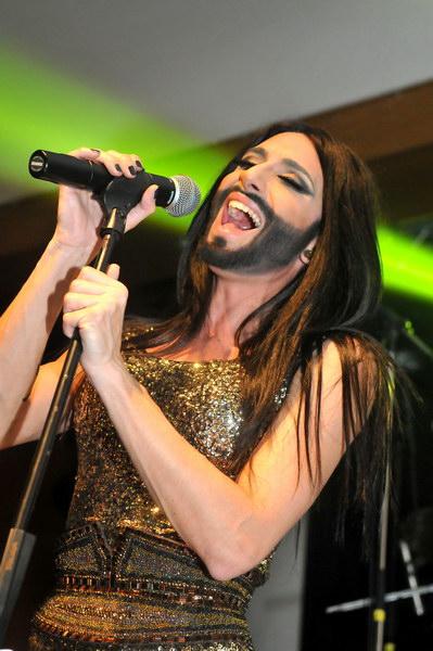 X-Mas Party 2013 Völkermarkt mit Conchita Wurst