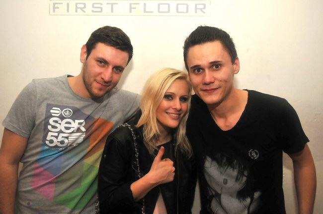 Harris & Ford ft. Lisah @ First Floor