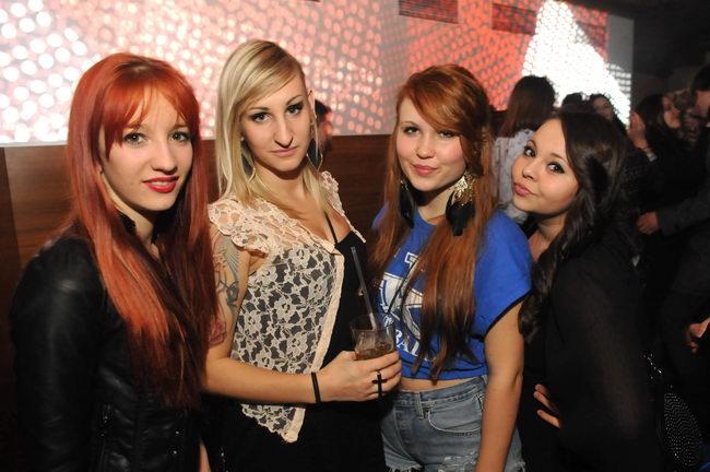Saturday Night Party @Custo Club