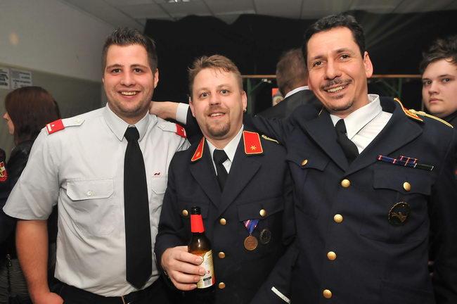 Feuerwehrball 2014 der FF Stein im Jauntal