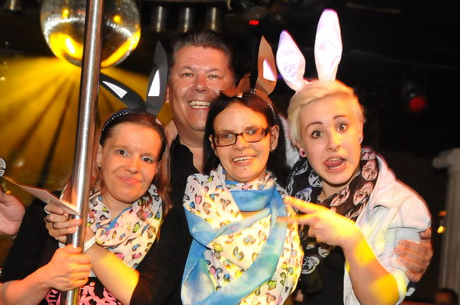 Bunny Party mit DJ Chris da House @ Cabana