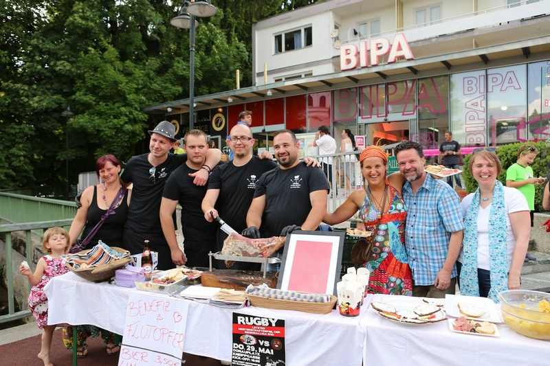 Shared Space Party Velden