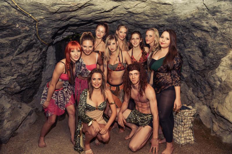Dance Industry @Bergbaumuseum 2014