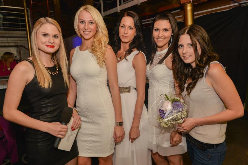 Wahl zur Miss Fete Blanche 2014