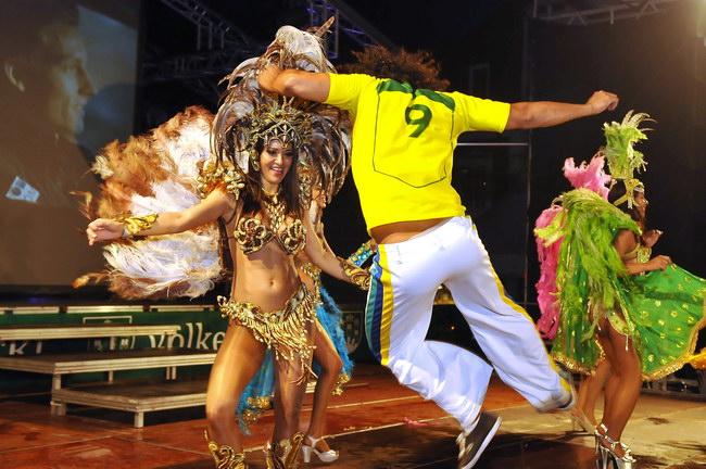 """Modenacht 2014 """"Samba Night"""" @ Völkermarkt"""
