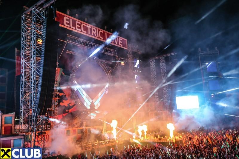 Electric Love Festival 2014 – Samstag