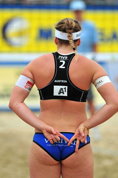 Beachvolleyball Grand Slam 2014 in Klagenfurt