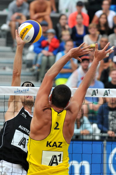 Beachvolleyball Grand Slam 2014