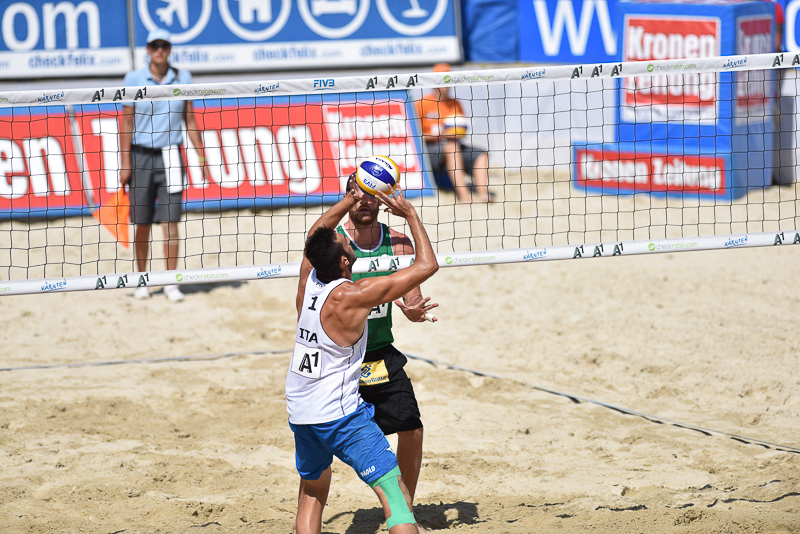 A1 Beachvolleyball Grand Slam 2014 in Kärnten