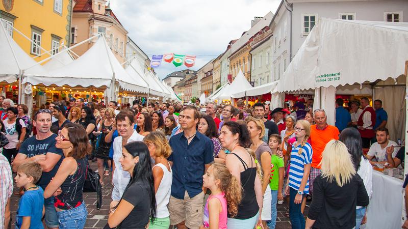 Altstadtzauber Klagenfurt 2014