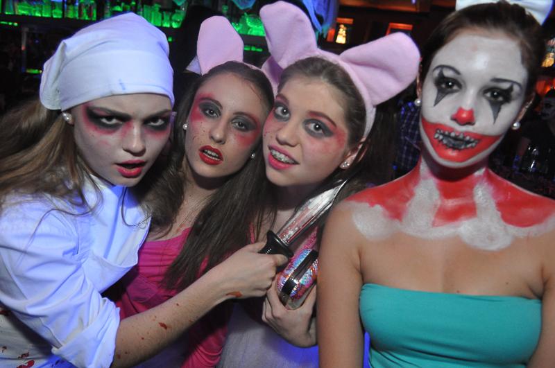 Halloween @Bollwerk Klagenfurt 2014