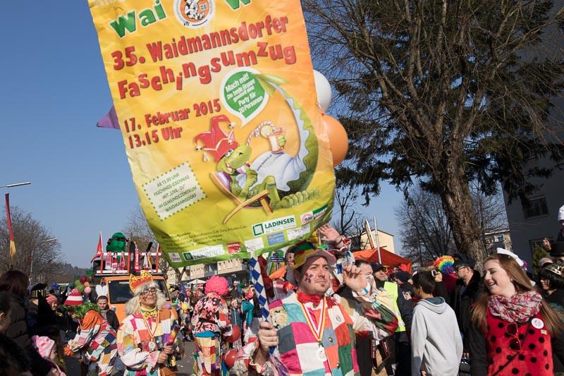 Waidmannsdorfer Fasching 2015