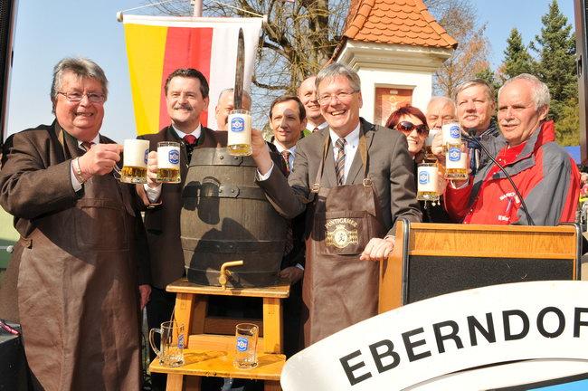 Josefimarkt 2015 – Eberndorf – Eröffnung