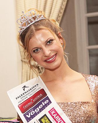 Miss Kärnten 2015 – Franziska Sumberaz
