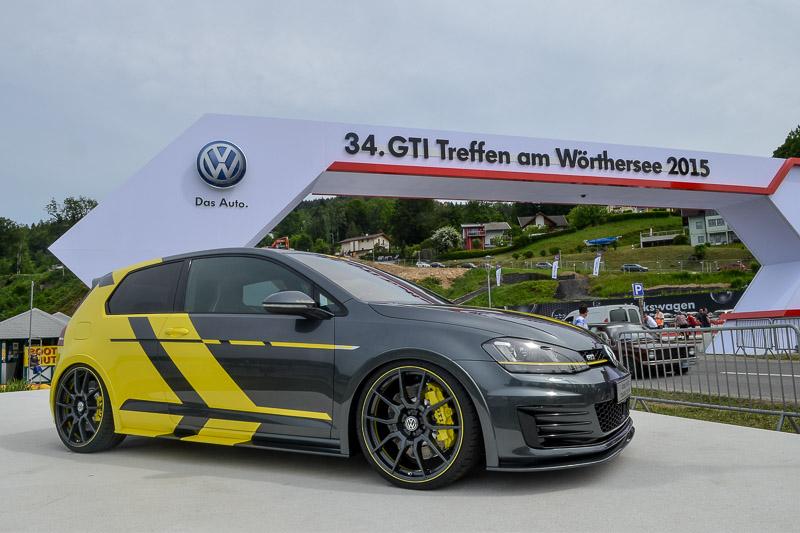 Pre-GTI Treffen 2015 am Wörthersee