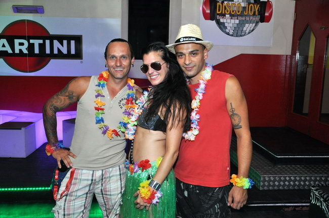 Bacardi Beach Party @ enJoy