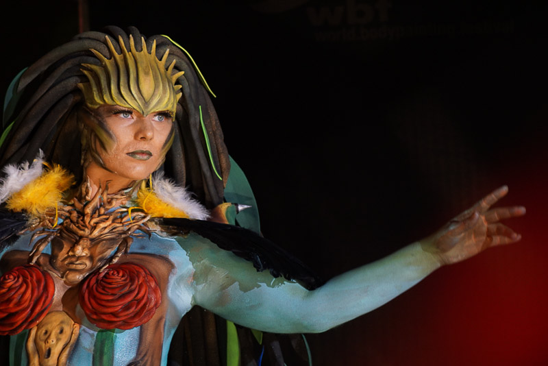 World Bodypainting 2015 in Pörtschach – Freitag