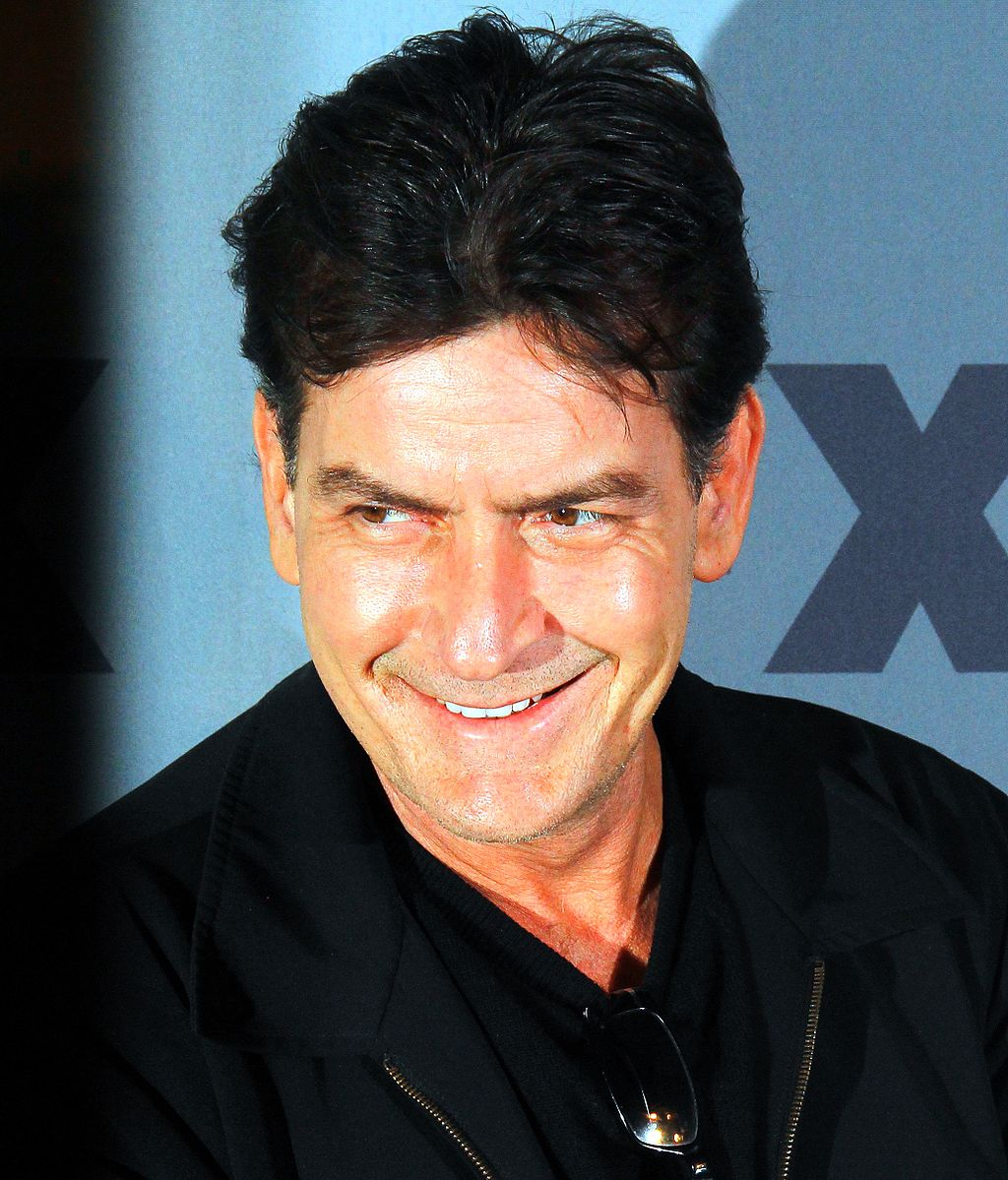 Charlie Sheen, Fotocredit: Joella Marano (CC BY-SA 2.0)