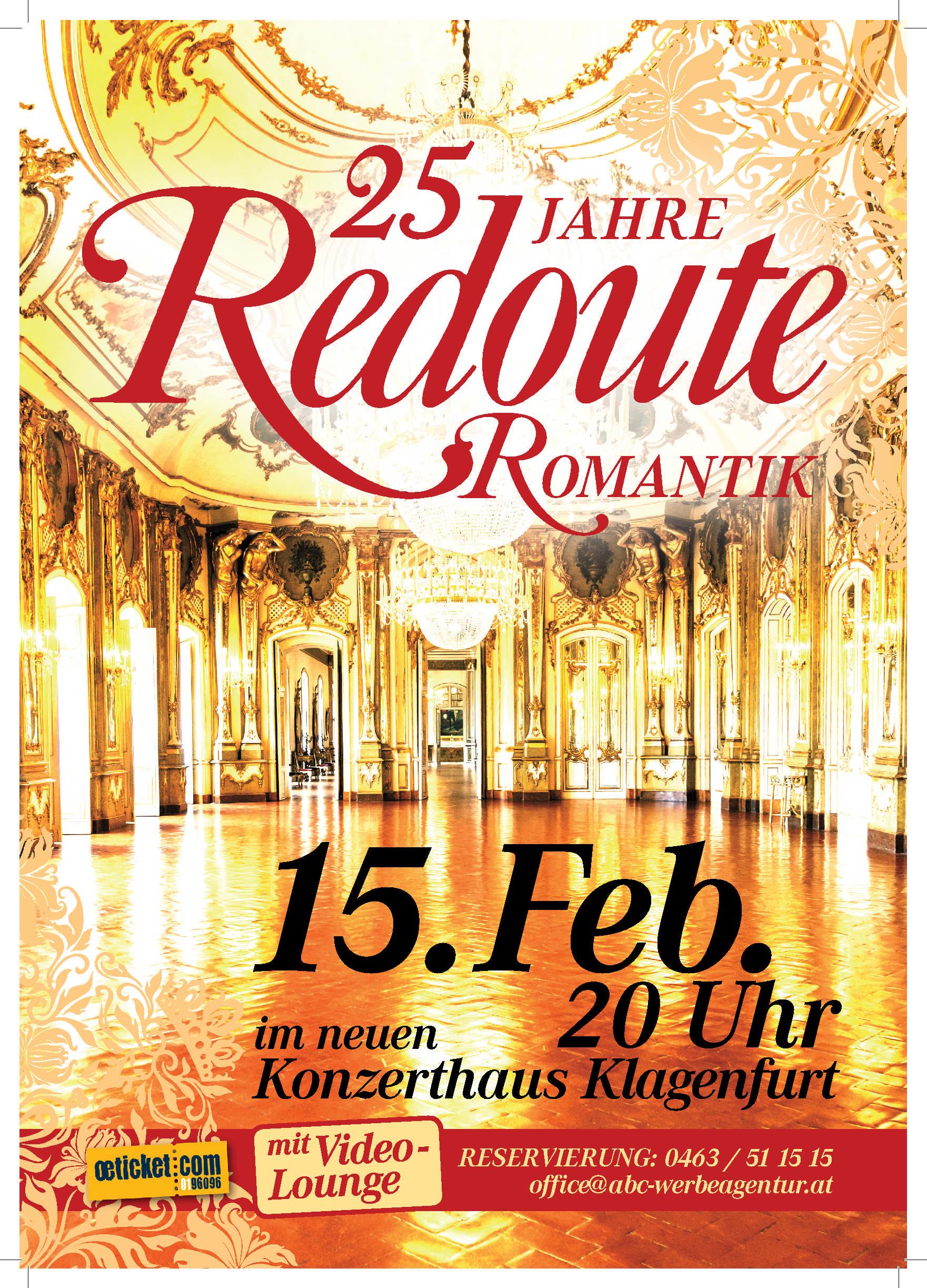 Redoute Ball 2014 Klagenfurt