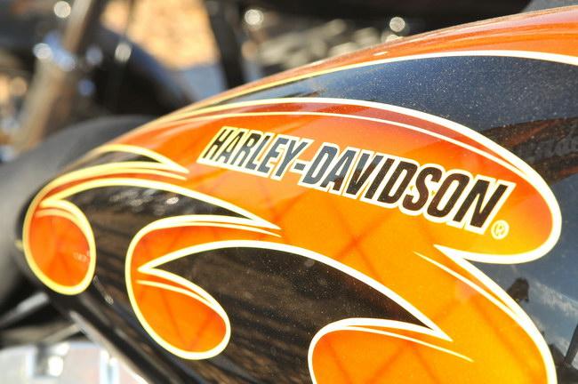 Harley Treffen 2015 - Faaker See
