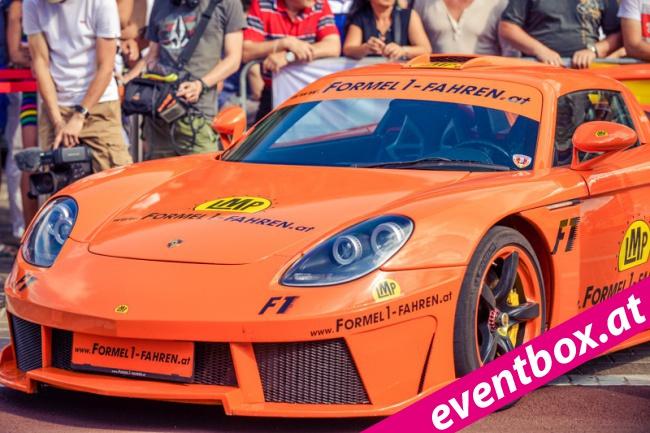 Sportwagentreffen Velden 2015