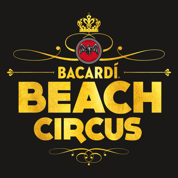 Bacardi Beach Circus 2015
